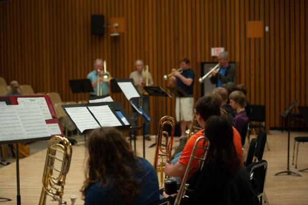 Strata 2019 Prairie Lily Rehearsal